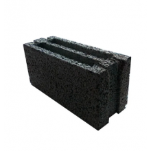 Стеновые керамзитобетонные блоки